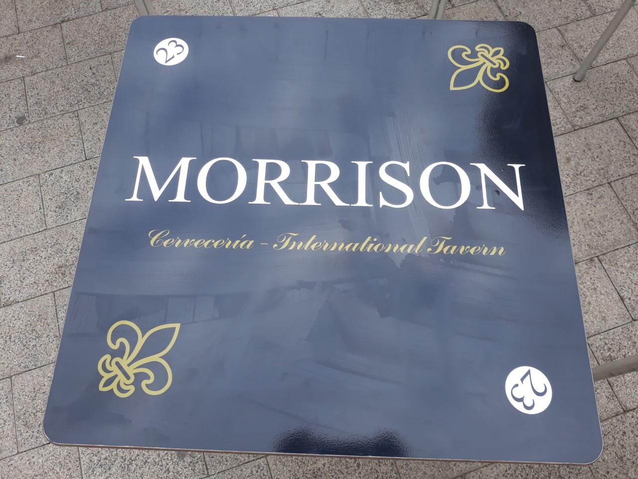 Cervecería Morrison
